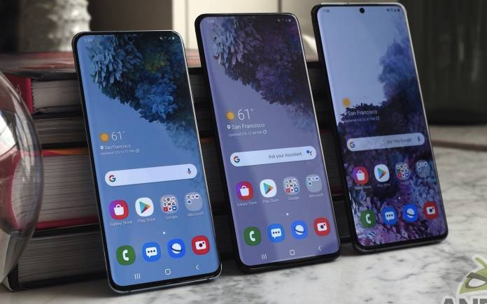 Samsung Galaxy S21 Series Concept Phones