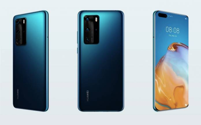 Huawei P50 Concept Image Harmony OS Hongmeng Android OS