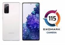 Samsung Galaxy S20 FE Exynos Camera Review DxoMark