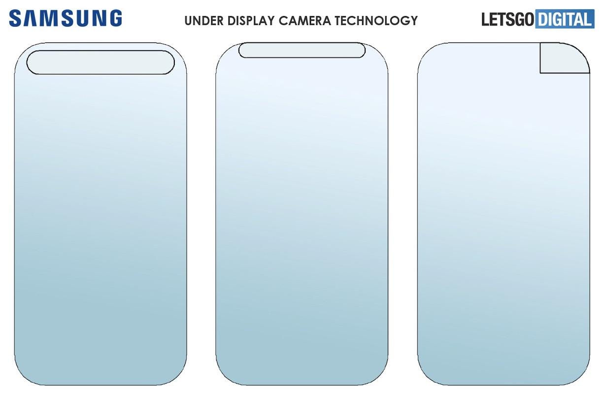 Samsung Under Display Camera Technology 2