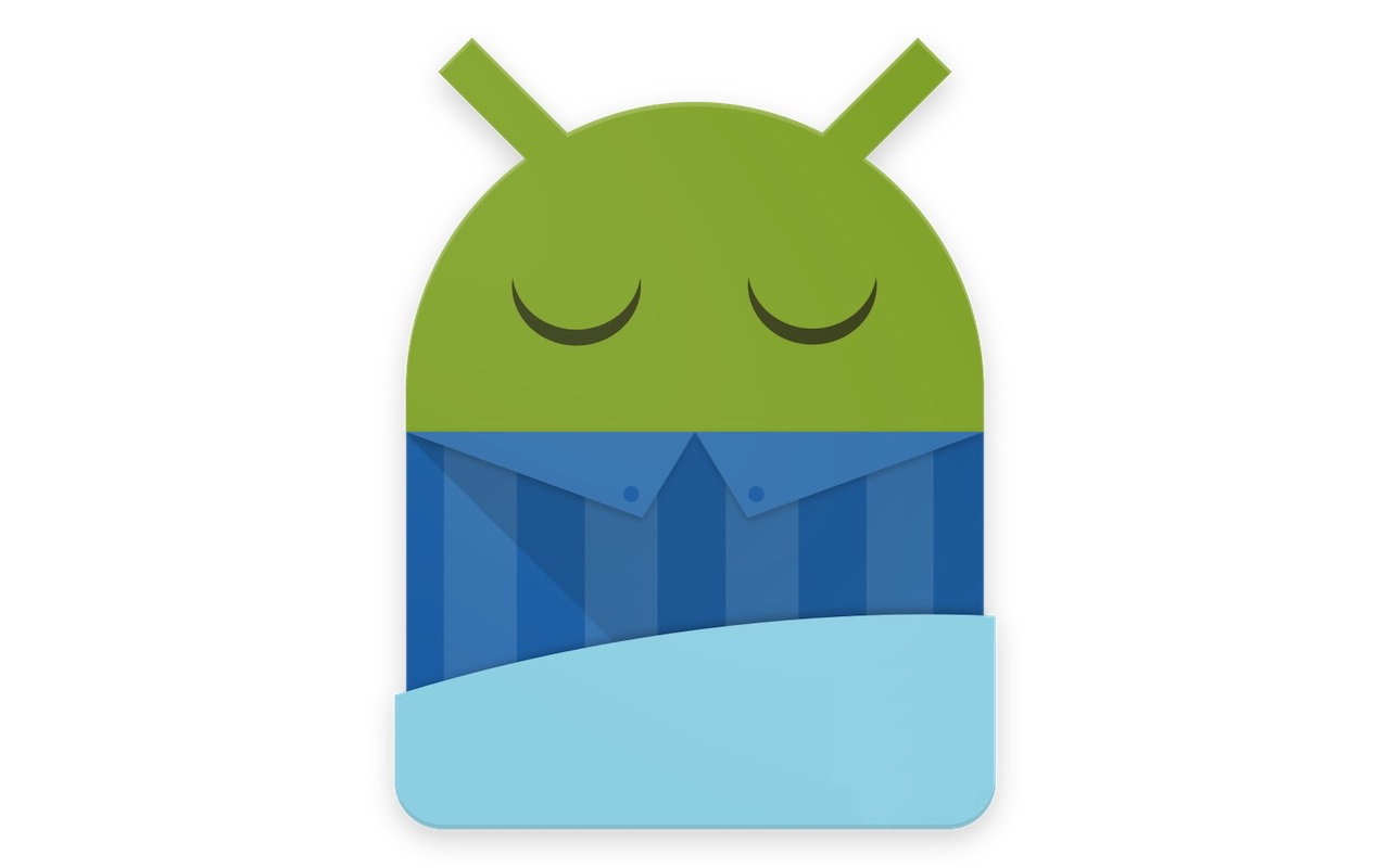 Android Low-Power Sleep Tracking Logo
