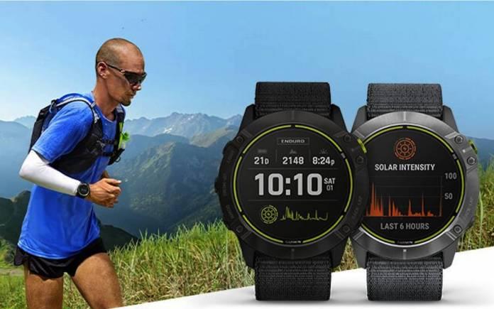 Garmin Enduro GPS Multisport Watch