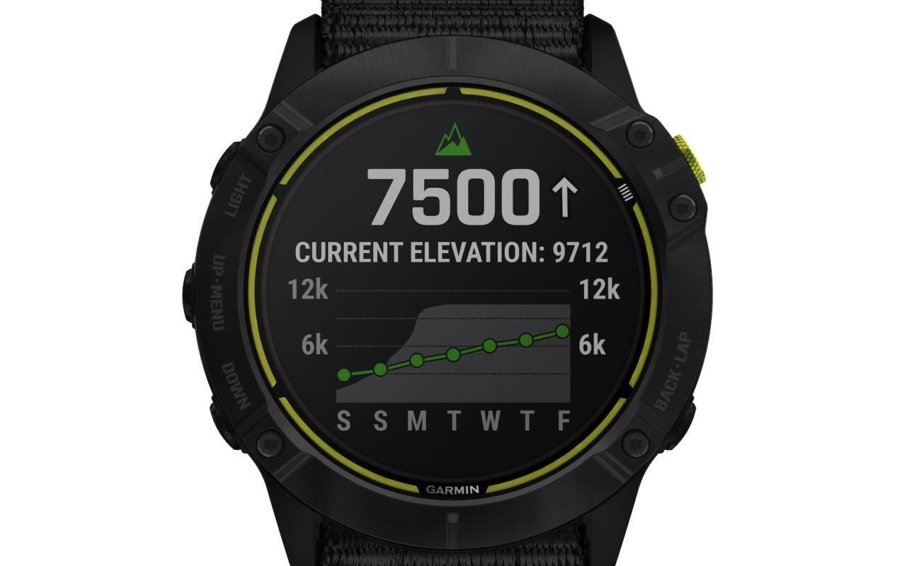 Garmin Enduro GPS Multisport Watch Launch