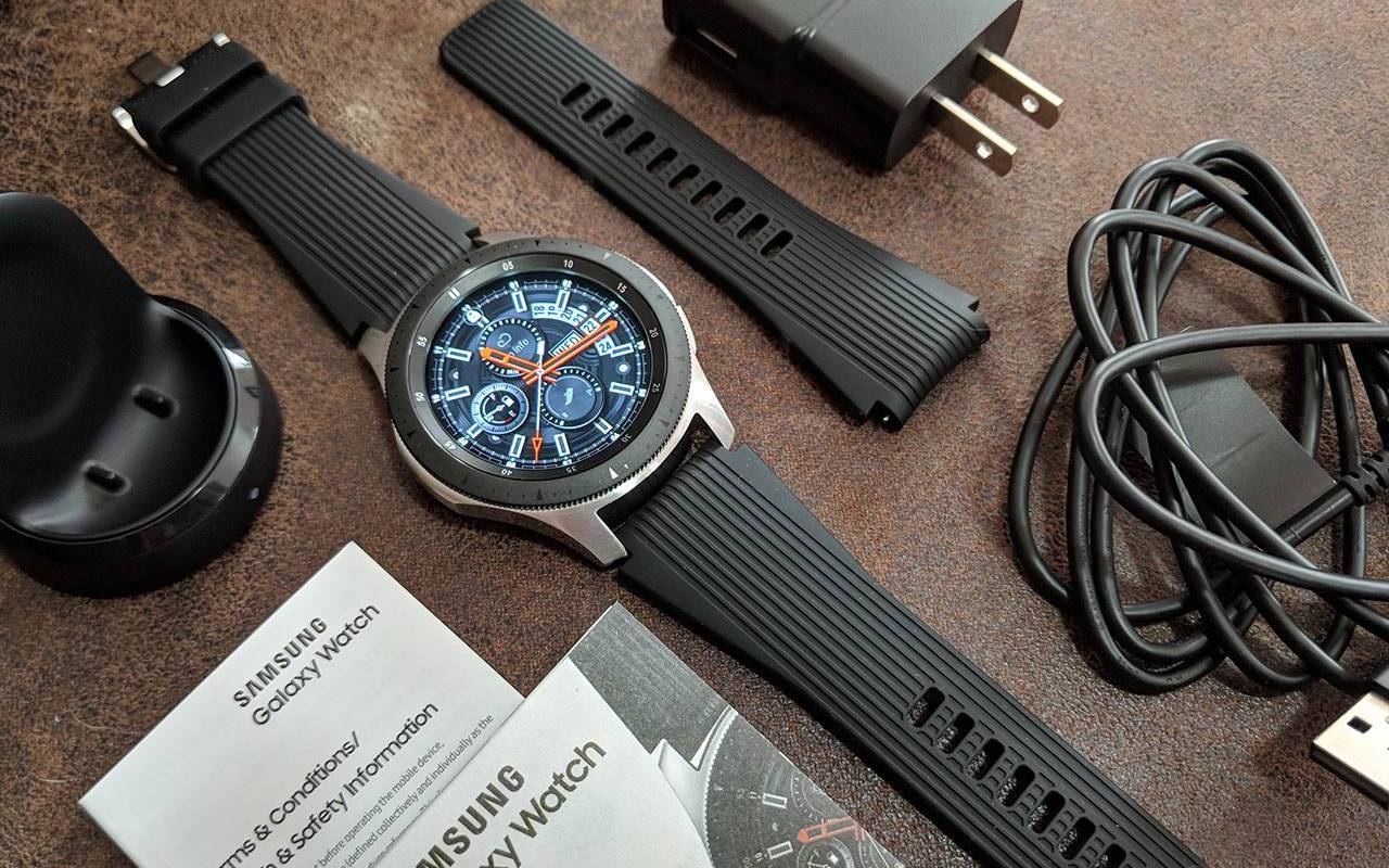 Original Samsung Galaxy Watch can get the latest Watch 3 features