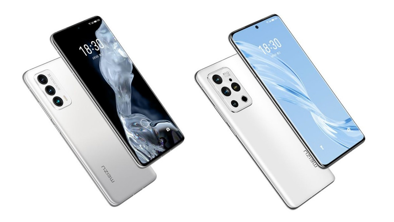 Meizu 18, Meizu 18 Pro announced in China with Snapdragon 888