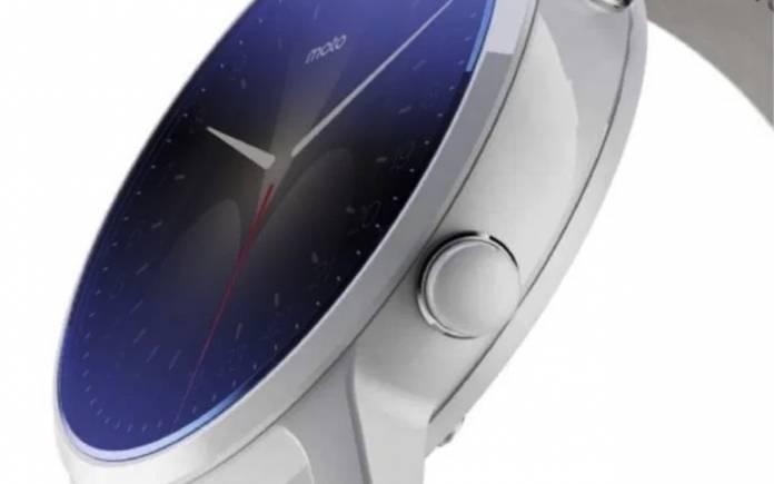 Moto Wear OS Watch