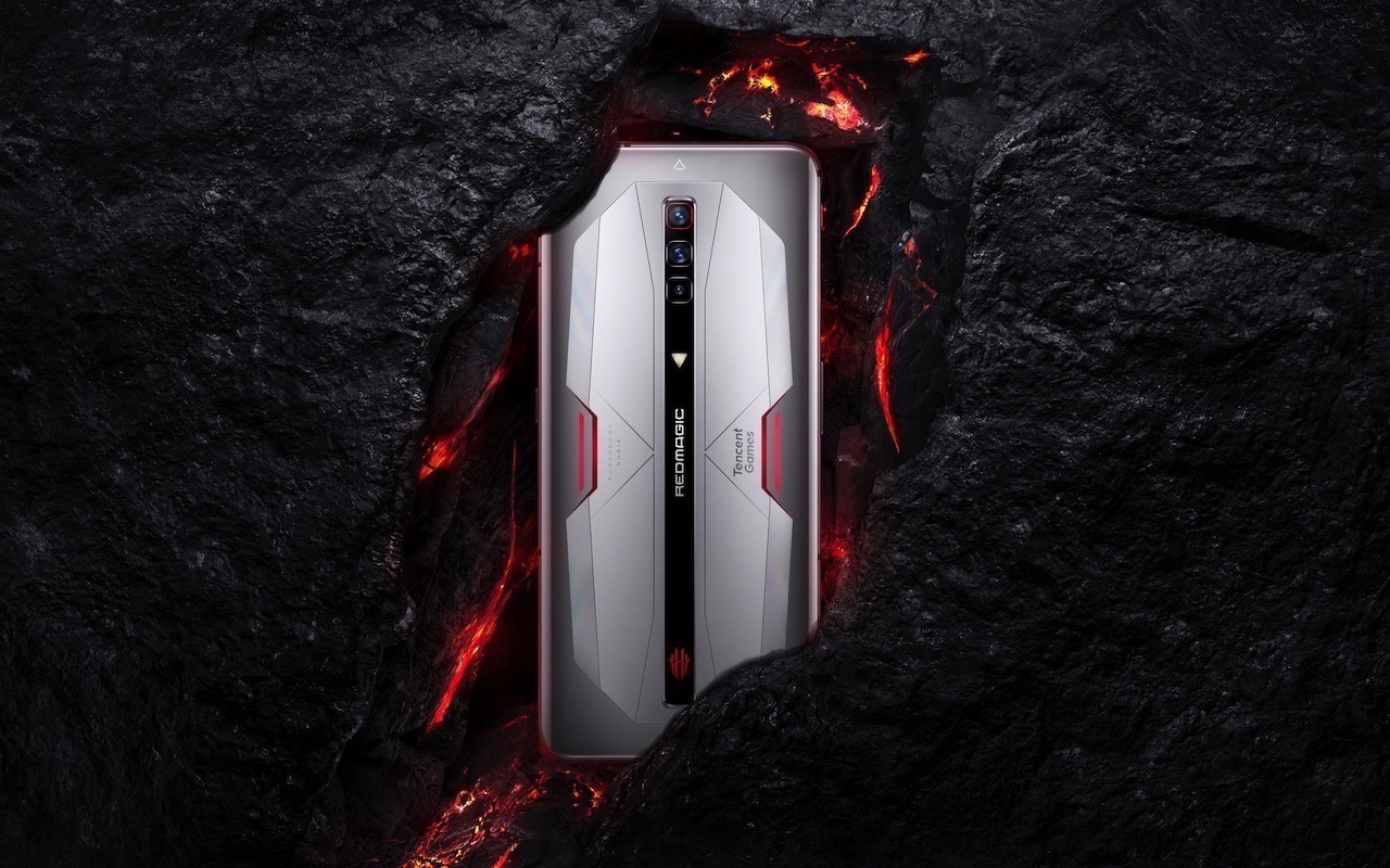 Nubia Tencent RedMagic 6 Series debuts with 165Hz refresh rate