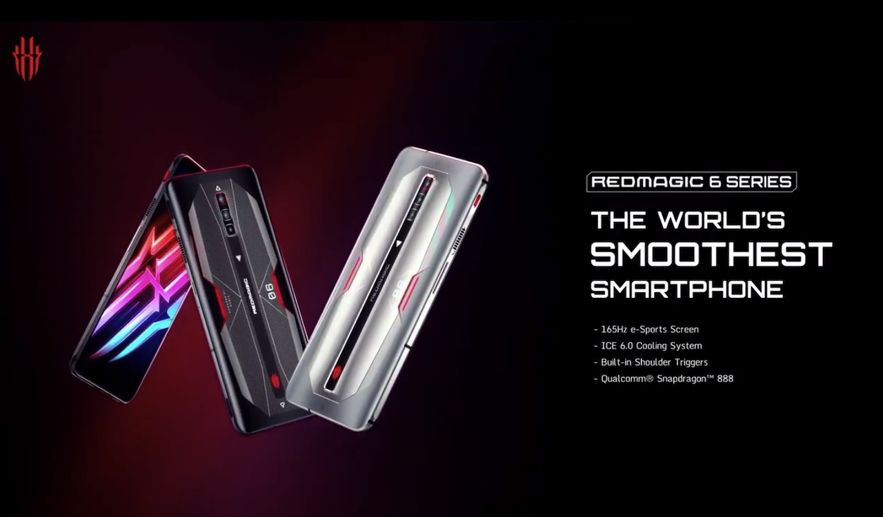RedMagic 6, RedMagic 6 Pro will be up for pre-order soon