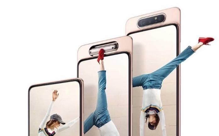 Samsung Galaxy A82 5G Phone