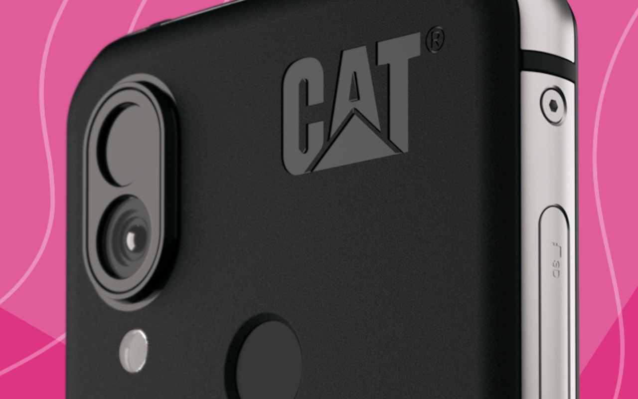 Cat S62 Pro rugged Android phone now available