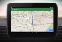 Google Maps Compass