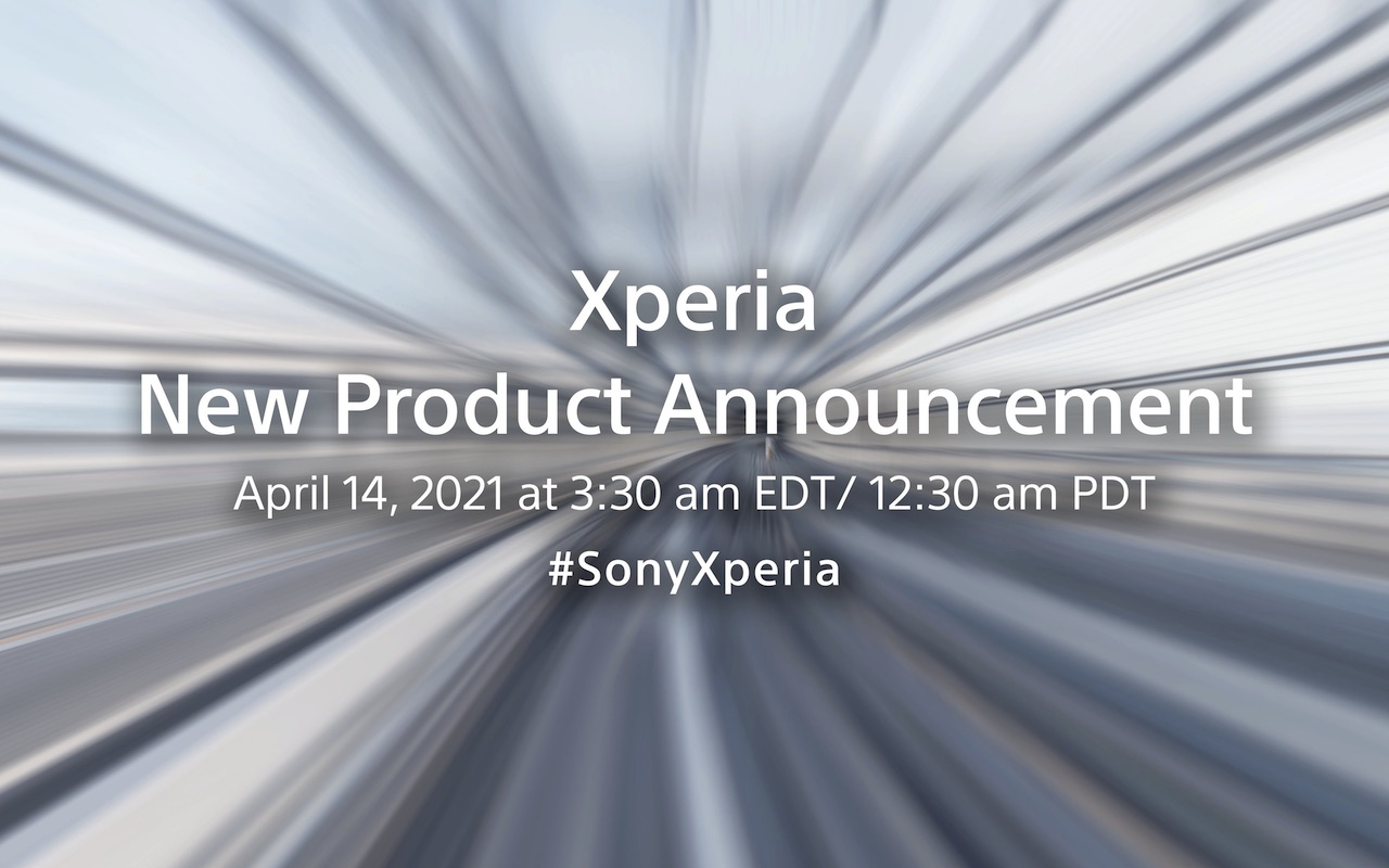 Sony Xperia April 14 2021