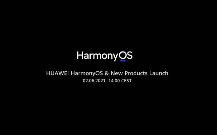 HarmonyOS Launch June 2 2021