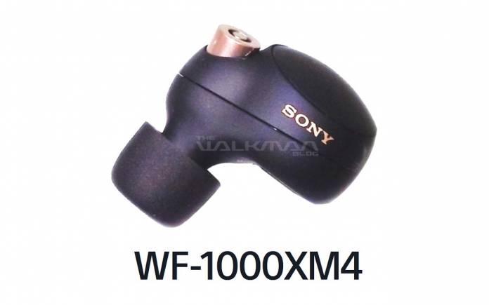 Sony WF-1000XM4