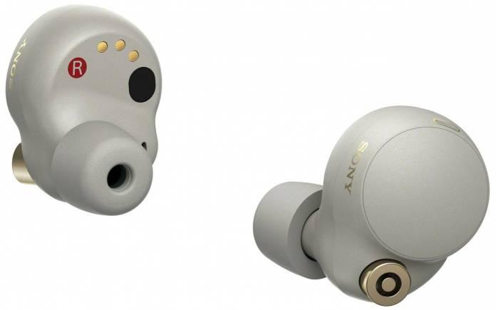 Sony WF-1000XM4 Earbuds White