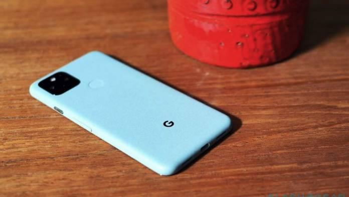 Android Google Pixel Updates