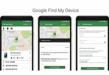 Google Find My Device Network