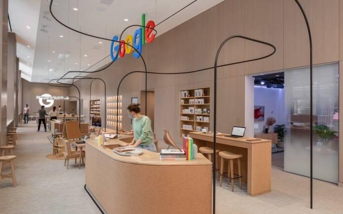 Google Store New York City