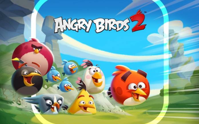 Huawei App Gallery Rovio Angry Bids 2