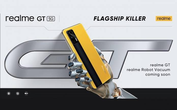Realme GT 5G Price