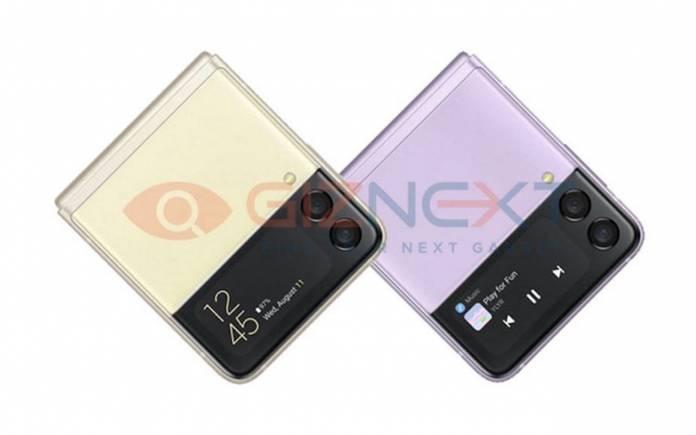 Samsung Galaxy Z Flip 3 Purple