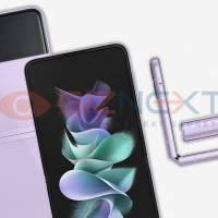 Samsung Galaxy Z Flip 3 Purple 2