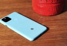 Google Pixel Phone Battery