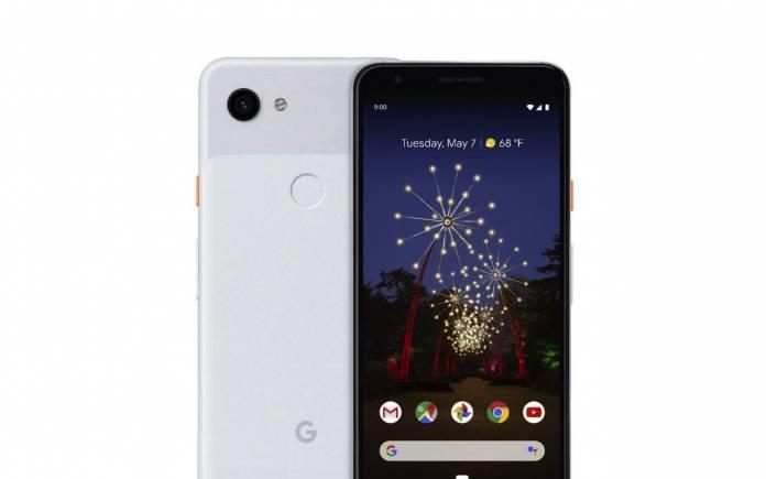 Google Pixel foldable phone concept