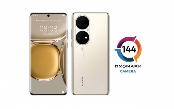 Huawei P50 Pro Camera DxOMark Review