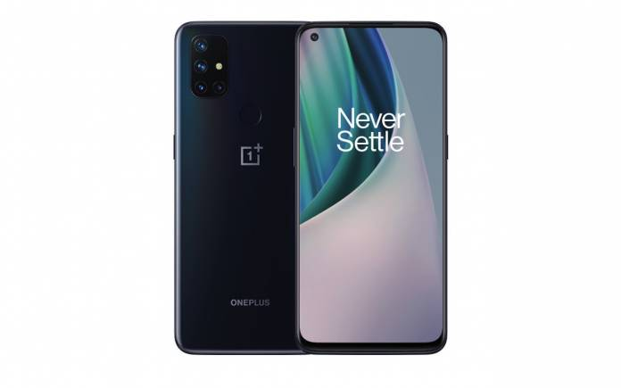 OnePlus Nord N10 5G Android 11