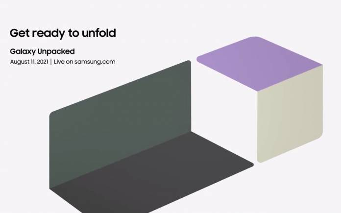 Samsung Galaxy Unpacked Get ready to unfold