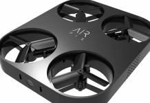 Vivo Smartphone Flying Camera Drone