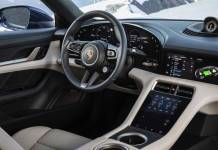 2022 Porsche Taycan Android Auto