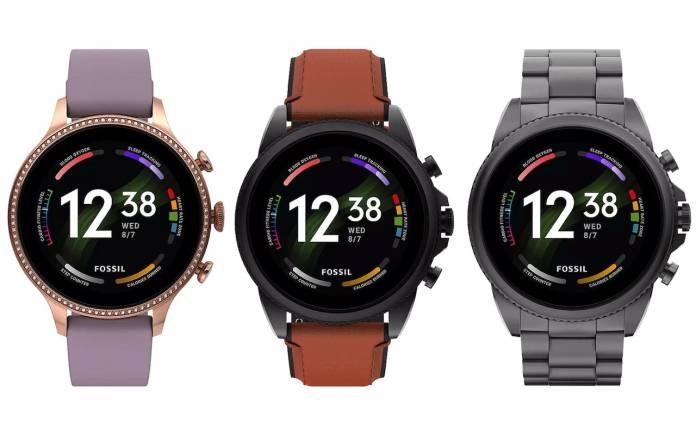 Fossil Gen 6 Smartwatch with Wear OS