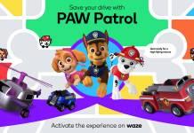PAW Patrol Waze