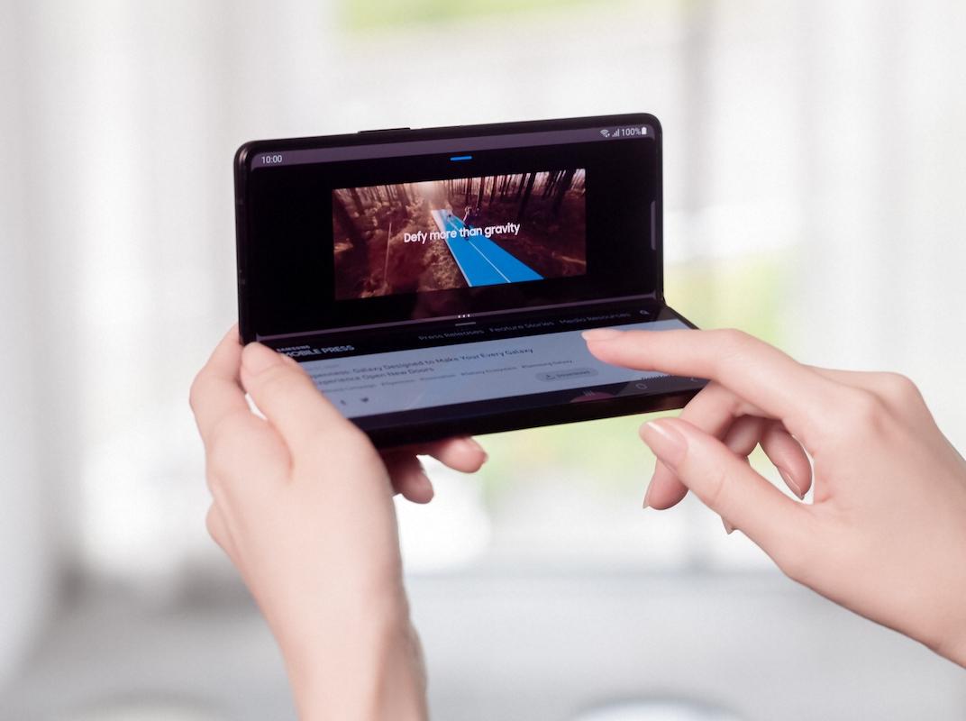 Samsung Galaxy Z Fold 3 Features