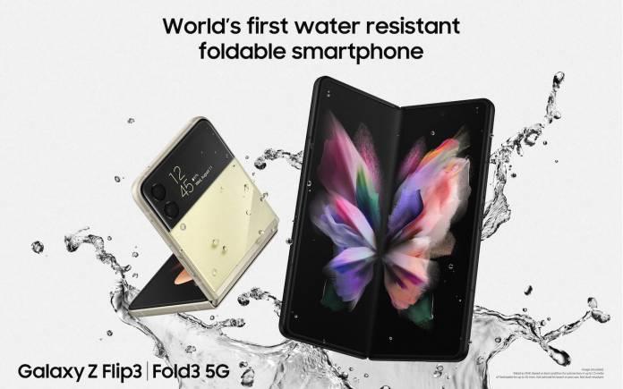 Samsung Galaxy Z Fold 3 Galaxy Z Flip 3 5G