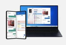 Samsung Galaxy Z Fold 3 Microsoft Windows