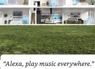 Amazon Echo Smart Home Product September 2021