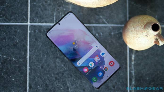 Concept Samsung Galaxy S22 Battery