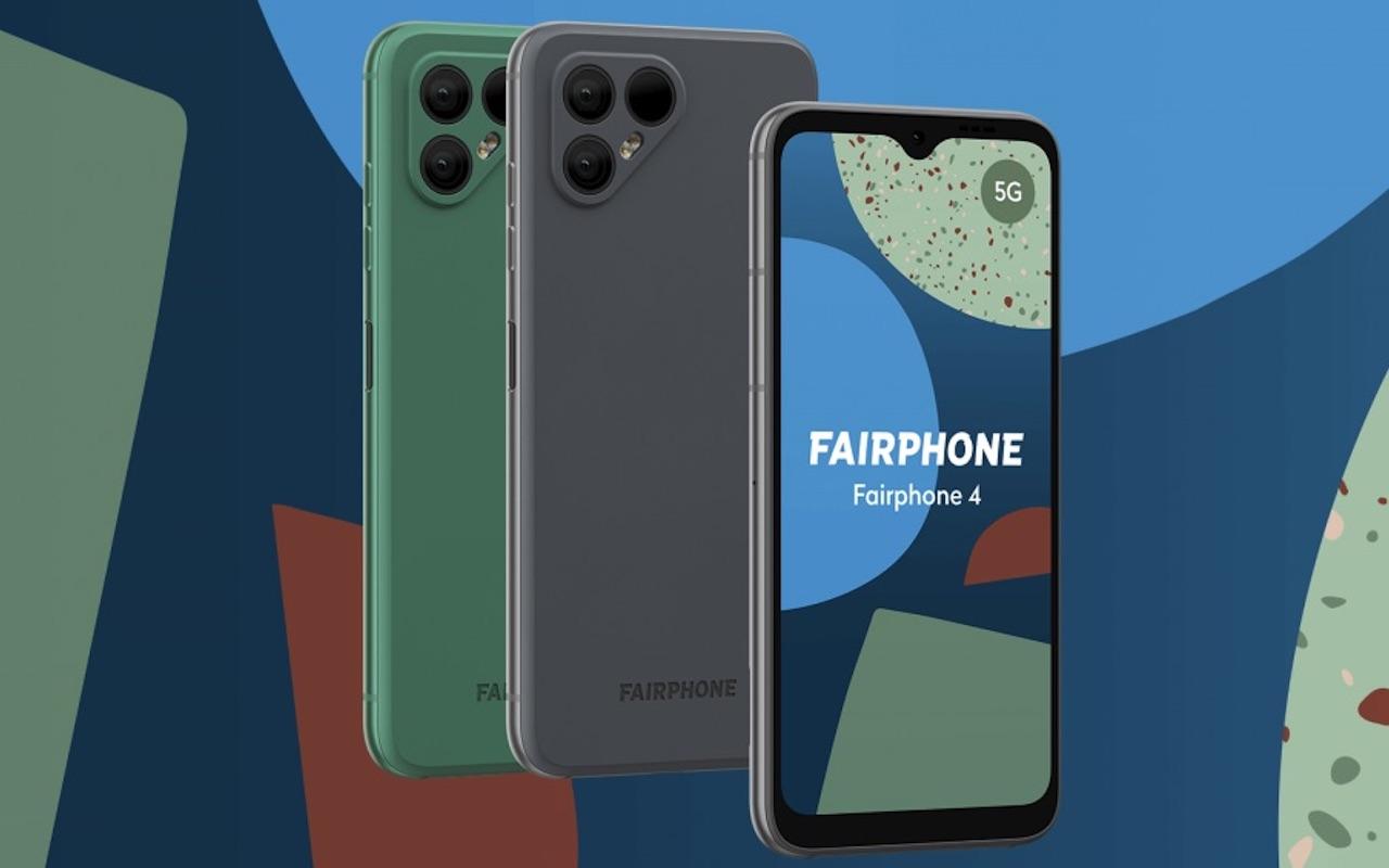 Fairphone 4 Modular Android Phone