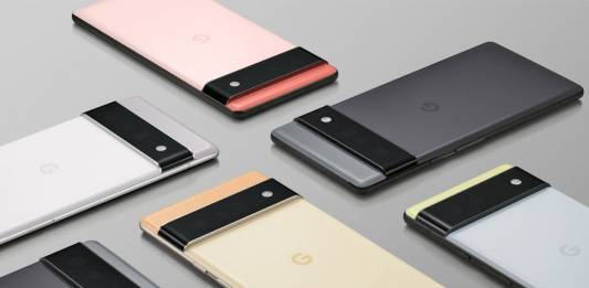 Google Pixel 6 Pro 33W Charging Support