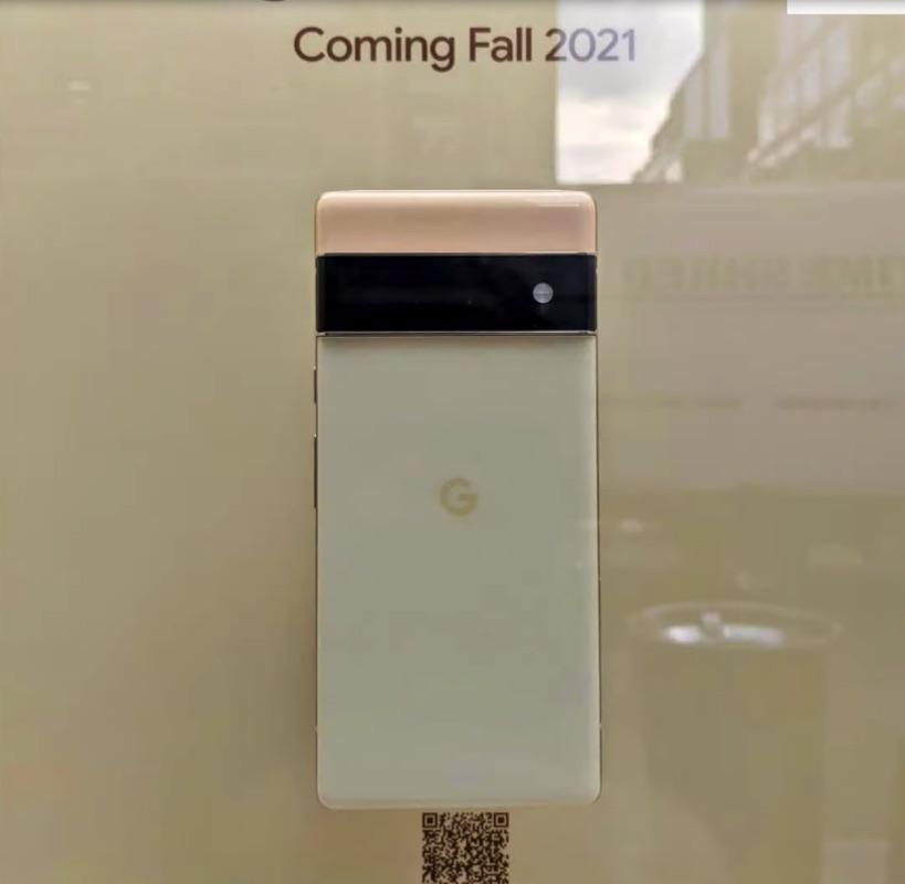 Google Pixel 6 Pro Promo