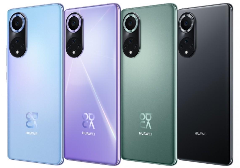 Huawei nova 9 and 9 Pro phones