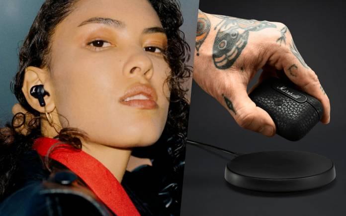 Marshall Motif ANC Minor III wireless earbuds 2