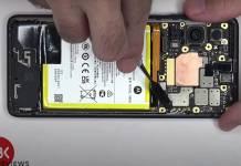 Motorola Edge 2021 Teardown Video