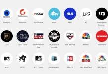 NBCUniversal NB YouTube TV