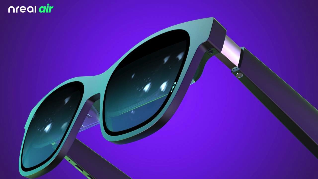 Nreal Air smartglasses AR Tech