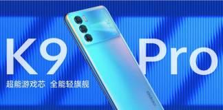 OPPO K9 Pro Launch