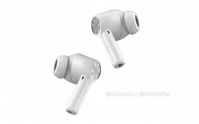 OnePlus Buds Z2 Design